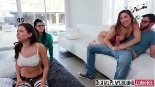 DigitalPlayground – s. Soiree Abella Danger Gina Valentina Melissa Moore Logan Lengthy